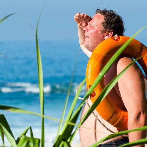 5 ways to treat sunburn