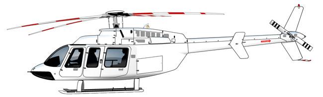 bell 407 air ambulance