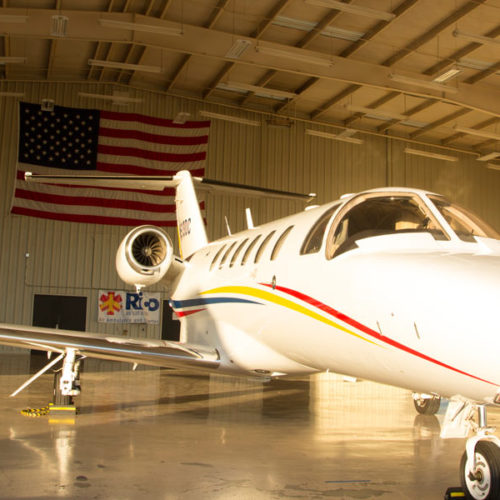 chartered flights rico aviation