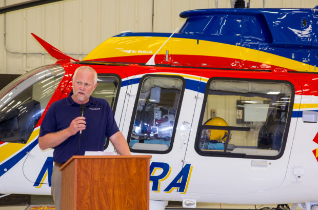 Rico Aviation Amarillo Press Event speech