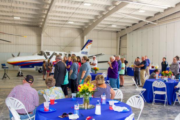 Rico Aviation Press Event Dalhart presentation
