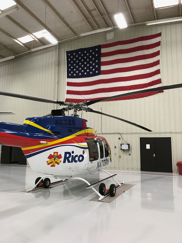 Tucumcari air ambulance