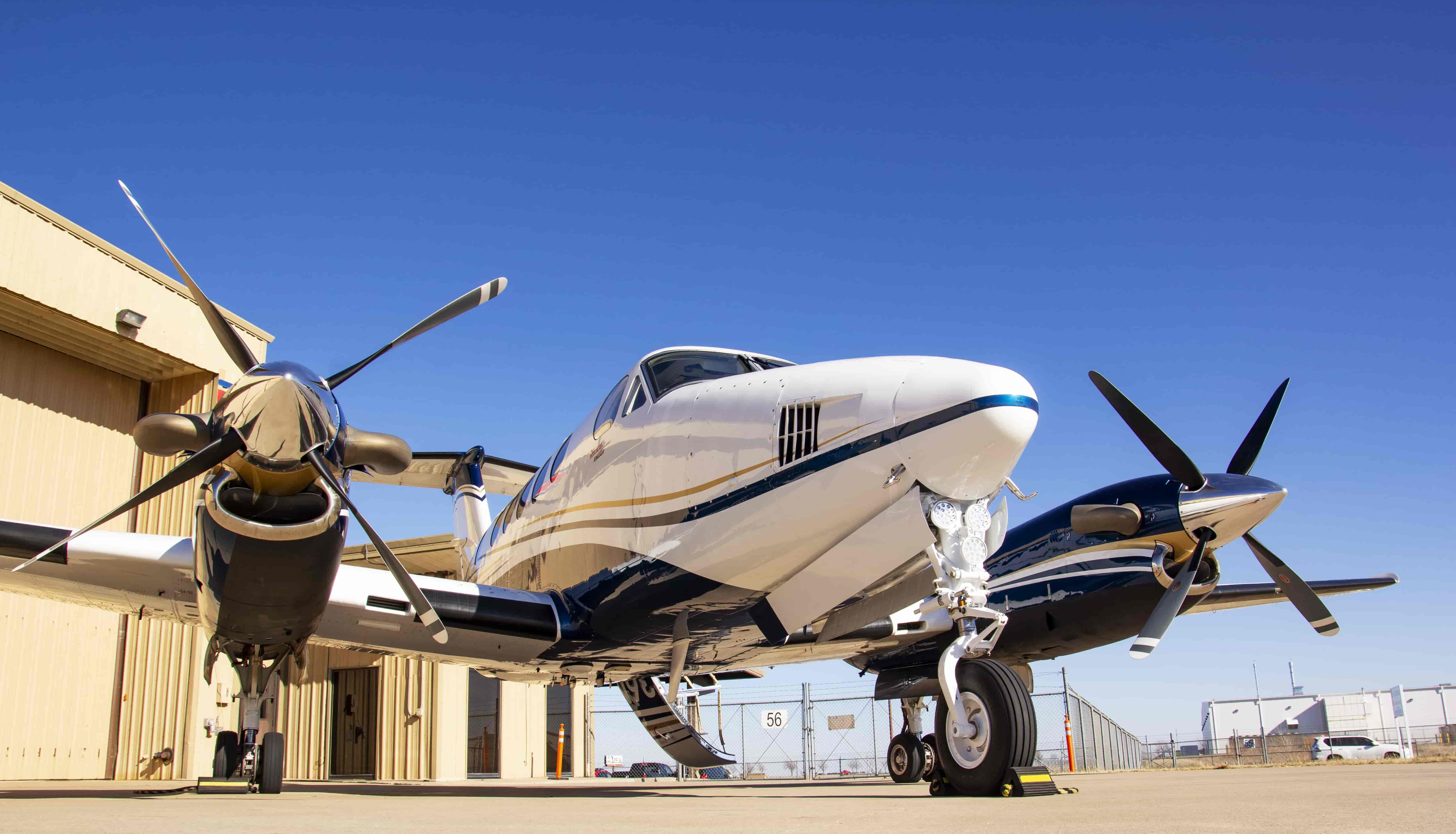 Fixed Wing Air Ambulance | Rico Aviation | Amarillo, Texas