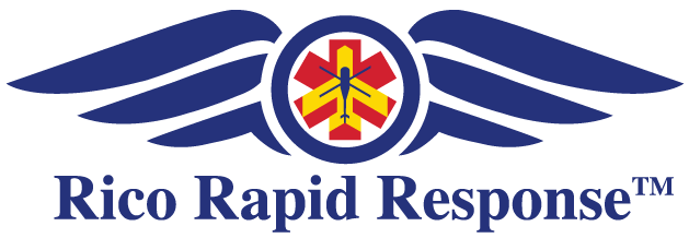 Rico Rapid Response Logo